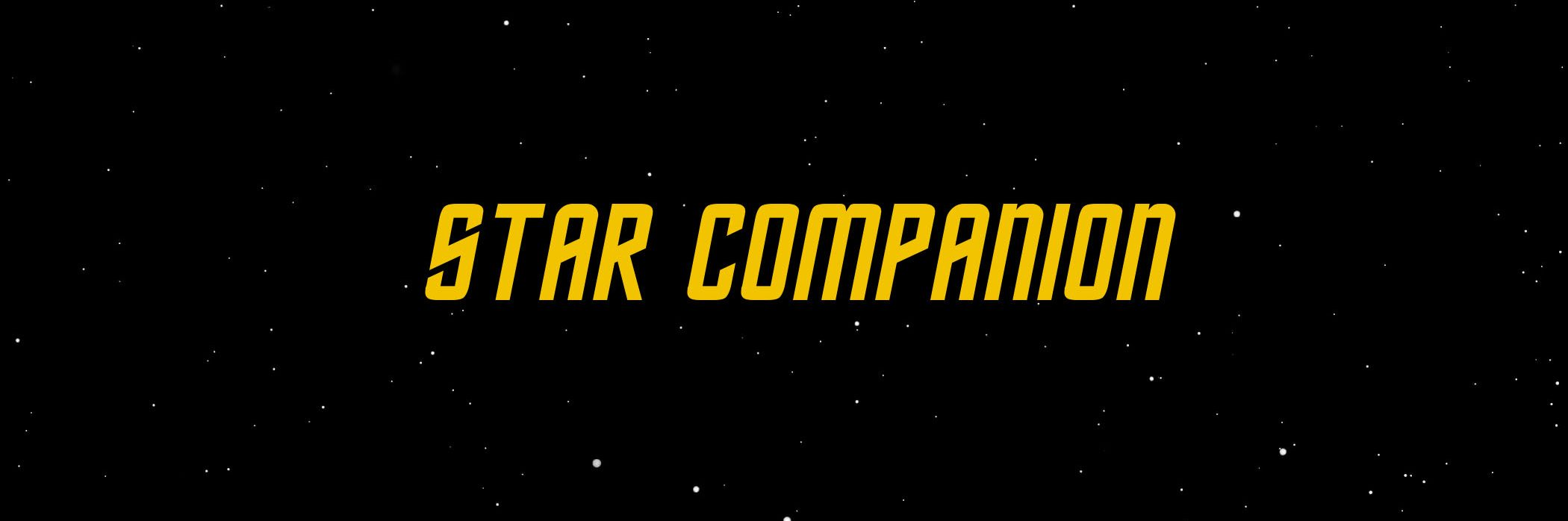 The Star Companion